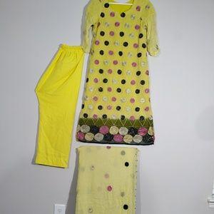 Dresses & Skirts - Pakistani/Indian party wear Shalwar kameez